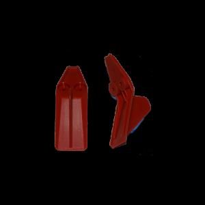 Κόκκαλα αλυσίδας Μ.Μ. κόκκινα μεσαία με αυτί