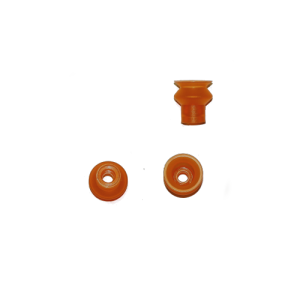 Βεντουζα πορτοκαλί φυσαρμόνικα βινυλίου