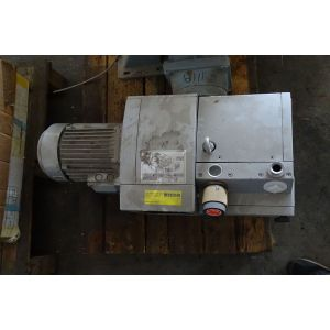 BECKER αεροσυμπιεστής τύπος: KDT 380 , 3,3KW , 100/96m3/h , 1100mbar