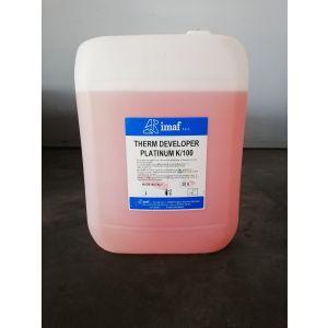 Εμφάνιση θερμικών τσίγκων IMAF PLATINUM K/100