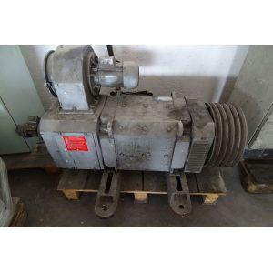 BAUMULLER κινητήρας  DC τύπος: GNA 1689V , 460V , 168A , 2450U/min 71KW