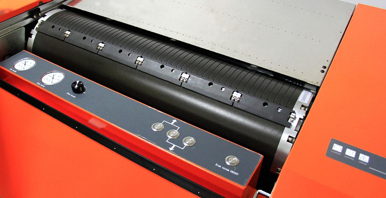 AURA 600 series Flexo CTP