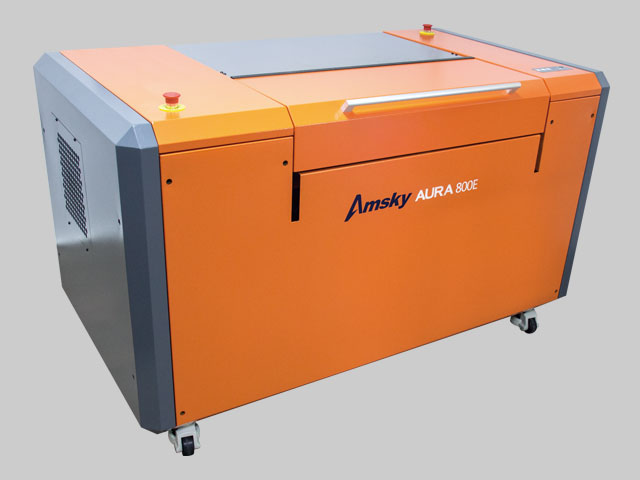 AURA 800 series Flexo CTP